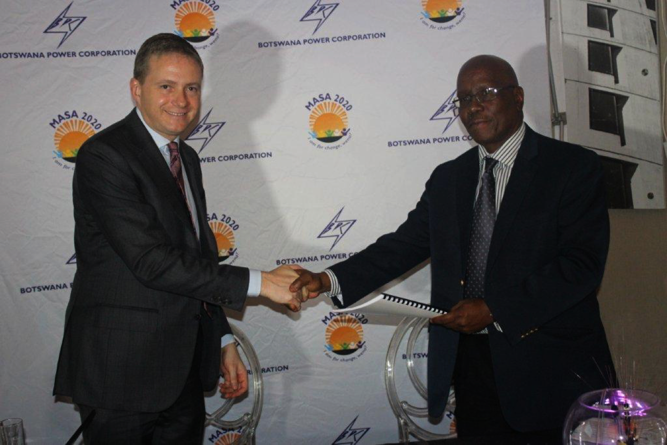 BPC and Liquid Telecom enter into joint venture