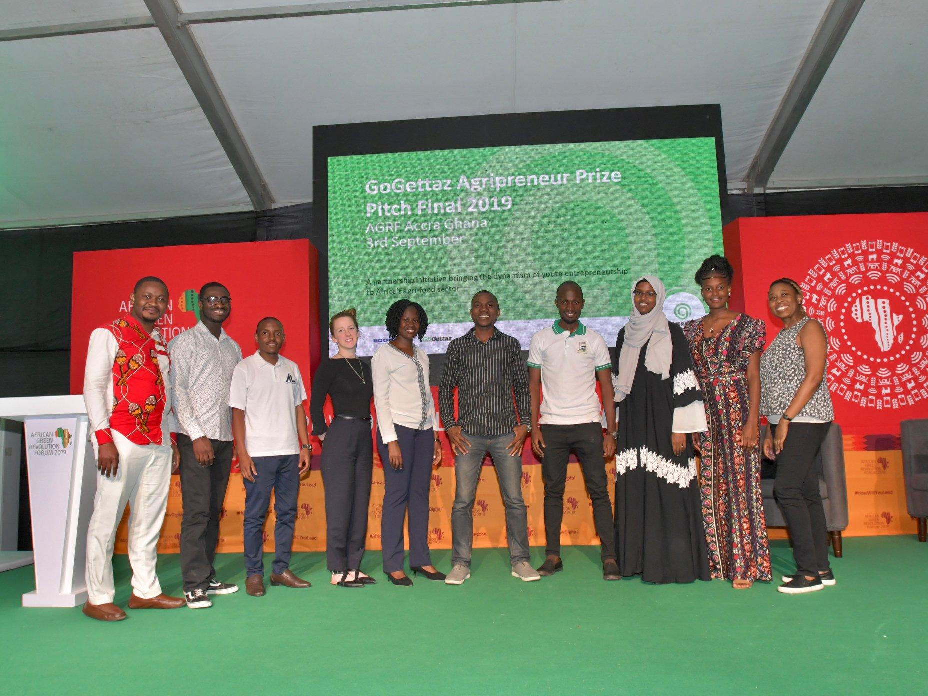 Press Release: 12 Young Entrepreneurs Vie To Win Prestigious $100,000 GoGettaz Agripreneur Prize - Generation Africa