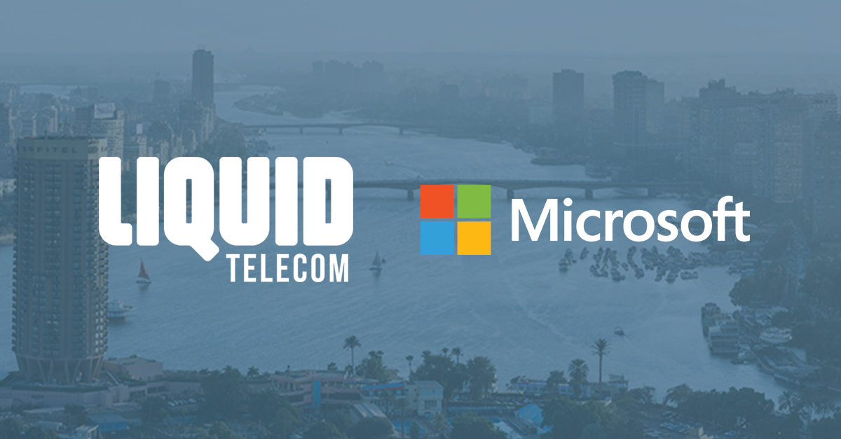 Liquid Telecom extends Microsoft Azure from Cape to Cairo