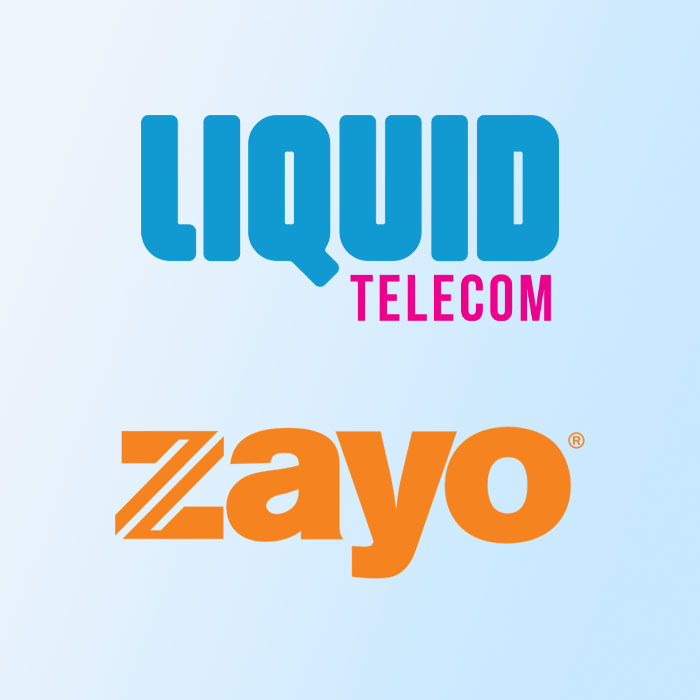 Liquid Telecom and Zayo partner to Expand Global Network Coverage