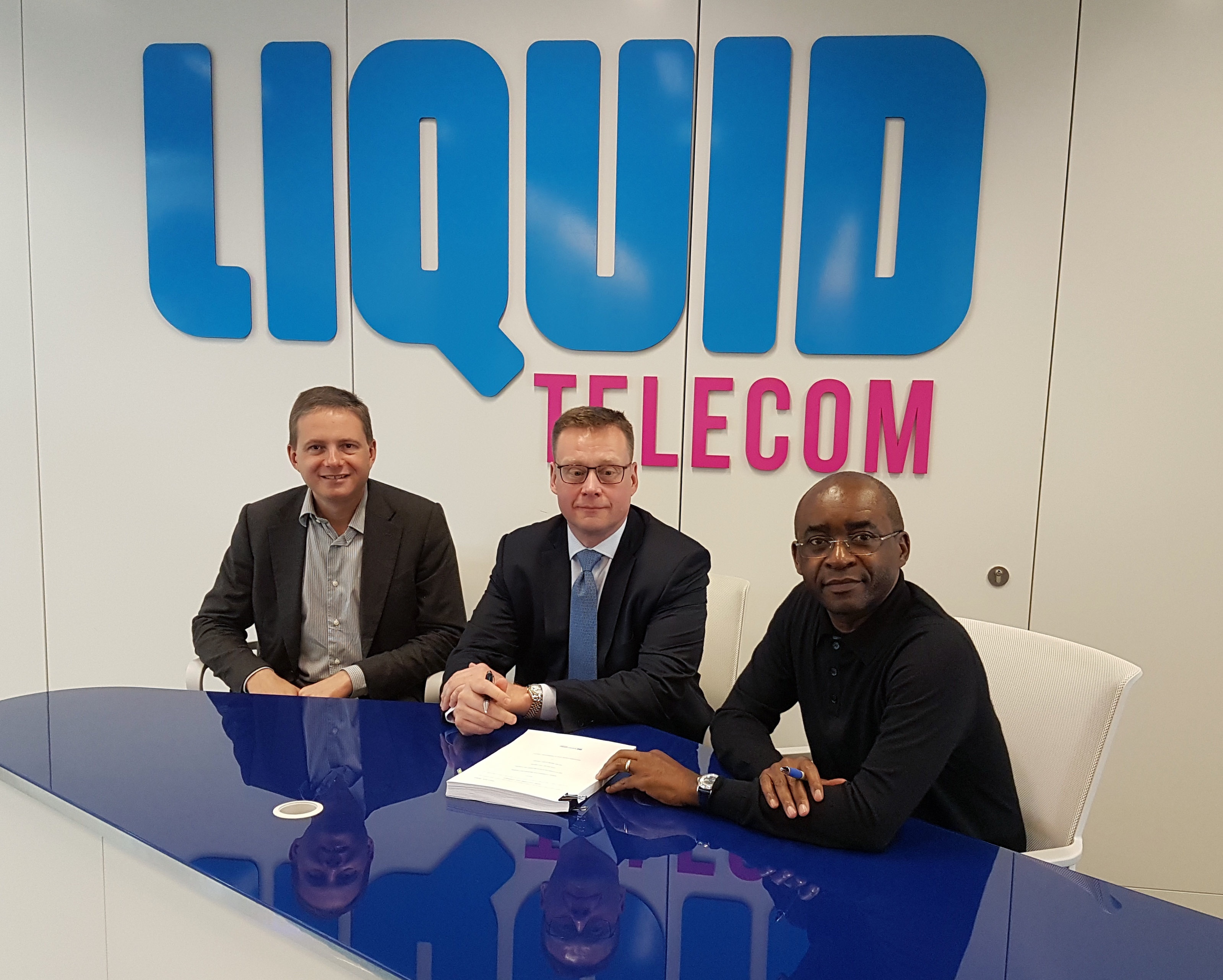 Econet Global subsidiary Liquid Telecom announce agreement to acquire Neotel creating the first pan-African fibre player