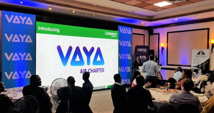 Cassava On Demand launches Vaya Air Charter