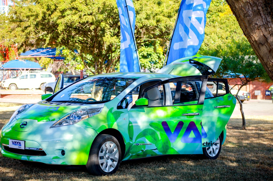 VAYA Africa launches electric vehicle, targets African market