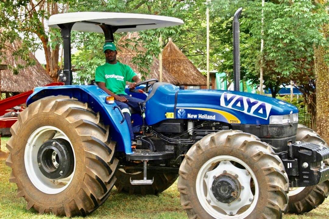Cassava launches Vaya tractor services