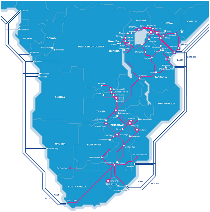MTN and Liquid Telecom partner to extend footprint and offering in Africa
